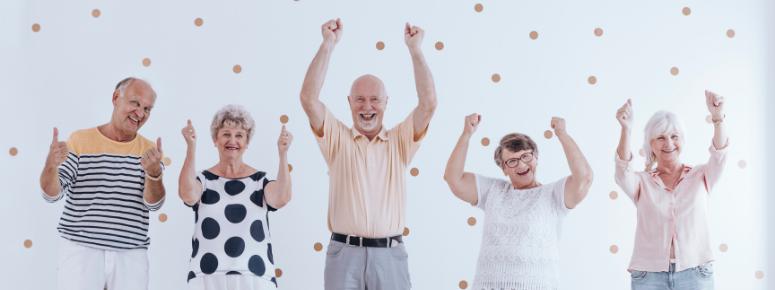 Mit tanulhatunk azoktól az emberektől, akik idősebb korukban lettek sikeresek?